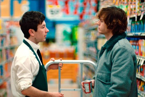 American Animals L to R: Barry Keoghan, Evan Peters